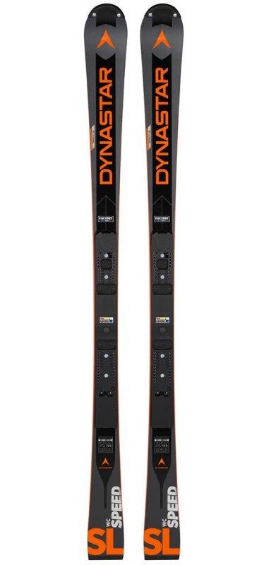 DYNASTAR Speed Wc SL R22 + fix Spx 12 Rkr /noir icon 2020